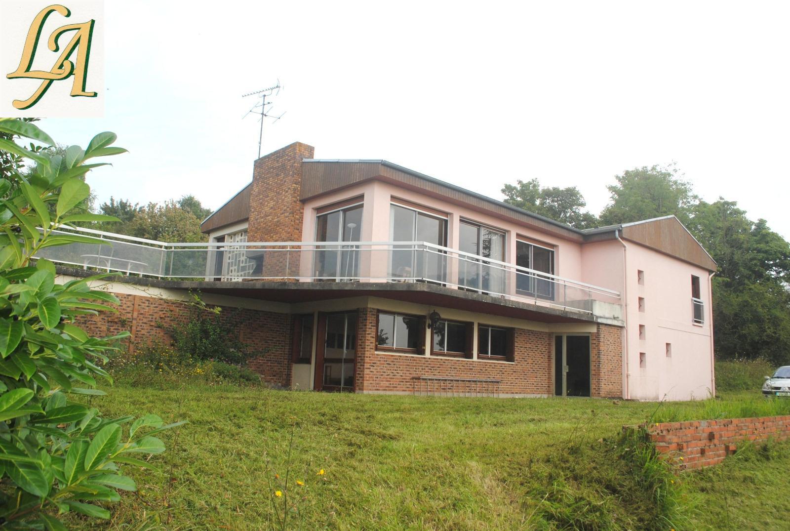 Vente maison contemporaine 5 mn pacy for Vente maison moderne